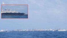 Hàng trăm tàu dân binh Trung Quốc xuất hiện tại Trường Sa?