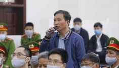 Trịnh Xuân Thanh kêu oan cho 'anh em'