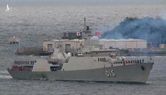 """Cận cảnh 2 chiến hạm hiện đại bậc nhất Việt Nam """"tham chiến"""" tại Army Games"""