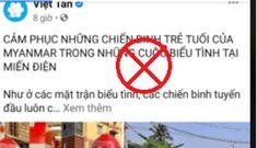 Đừng lôi kéo người trẻ  Việt Nam vào cuộc bạo loạn Myanmar