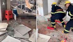 Đánh bom trụ sở chính quyền ở Trung Quốc, 4 người chết