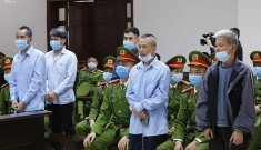 VKS bác toàn bộ kháng cáo, đề nghị y án tử hình bị cáo Lê Đình Công và Lê Đình Chức