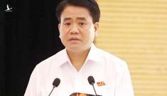 Tiếp tục bị khởi tố, ông Nguyễn Đức Chung có thể phải đối mặt với bao năm tù?