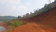 Tự ý san lấp 5.000m2 rừng phòng hộ thủy điện Đắk R'Tih