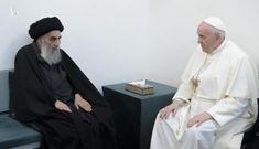 Cuộc gặp lịch sử giữa Giáo hoàng Francis và Đại giáo chủ Hồi giáo