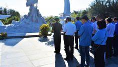 33 năm hải chiến Gạc Ma: Mãi mãi không quên sự hy sinh dũng cảm của các anh