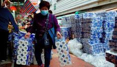 Thế giới lo sốt giấy vệ sinh vì tắc nghẽn kênh đào Suez