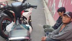 TP.HCM: Dàn cảnh trộm điện thoại bị trinh sát tóm gọn