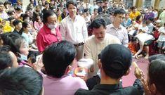Mập mờ 25.000m tôn cứu trợ tố cáo ông Võ Hoàng Yên gian dối
