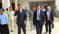 Cựu lãnh đạo Đảng Cứu quốc Campuchia Sam Rainsy bị kết án 25 năm tù
