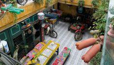 Bỏ việc lương 50 triệu/tháng, mở quán cà phê từ 'rác' thải