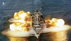 Trung Quốc ngang nhiên bắn đạn thật tại Biển Đông, đe dọa quân đội Mỹ