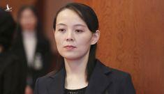Em gái Kim Jong-un cảnh báo Mỹ đừng 'phát tán mùi thuốc súng'