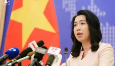 Hoạt động của tàu Trung Quốc xâm phạm chủ quyền Việt Nam