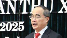 Ông Nguyễn Thiện Nhân ứng cử đại biểu Quốc hội ở lĩnh vực KHCN, giáo dục, y tế