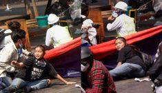 Phút cuối của cô gái bị bắn chết trong biểu tình Myanmar