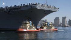 Tàu sân bay Nimitz trở về sau 10 tháng, nước Mỹ đã không còn như trước