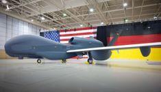 Máy bay không người lái RQ-4E 'siêu đắt đỏ' chưa cất cánh đã được đưa thẳng vào bảo tàng