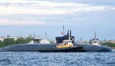 Một đột phá lịch sử của tàu ngầm Nga
