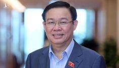 Ông Vương Đình Huệ ứng cử ở Hải Phòng