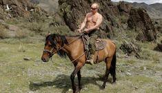 """Tổng thống Putin kể về biến cố """"ngã ngựa"""""""