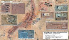 Lộ hình ảnh hầm chứa tên lửa đạn đạo Trung Quốc có tầm bắn tới Mỹ