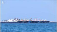 Còn bao nhiêu 'tàu dân binh Trung Quốc' trái phép ở Trường Sa?