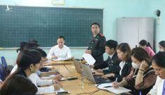 """Bộ GD-ĐT vào cuộc vụ nữ giáo viên tố bị nhà trường """"trù dập"""""""