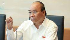 Thủ tướng Nguyễn Xuân Phúc được giới thiệu ứng cử đại biểu Quốc hội