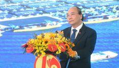 Thủ tướng dự lễ khánh thành khu công nghiệp 145 ha ở Long An