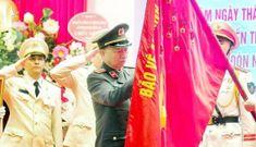 Đoàn Thanh niên Bộ Công an đón Huân chương Bảo vệ Tổ quốc