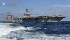 Hải quân Mỹ tuyên bố sẽ 'đối đầu' Trung Quốc ở Biển Đông