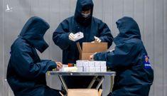 117.600 liều vaccine Covid-19 sẵn sàng chuyển đến địa điểm tiêm