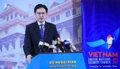 Việt Nam sẵn sàng xử lý yêu cầu liên quan Myanmar khi làm chủ tịch Hội đồng Bảo an