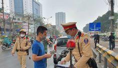 Từ 15-3: Tăng cường kiểm soát lái xe sử dụng ma túy, vi phạm nồng độ cồn trên toàn quốc