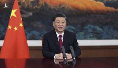 """Chủ tịch Tập Cận Bình: """"Dù mạnh thế nào, Trung Quốc cũng không theo đuổi chủ nghĩa bá quyền, bành trướng, chạy đua vũ trang"""""""