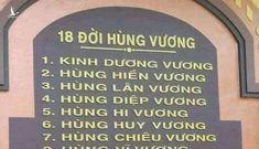 Có 18 đời vua Hùng, vậy 10/03 là giỗ vị vua nào?