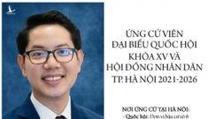 Vài băn khoăn về ứng cử viên ĐBQH Lương Thế Huy