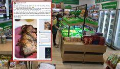 Công an vào cuộc xác minh có giòi bò trong cá kho ở chuỗi cửa hàng thực phẩm CleverFood