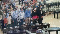 Tòa triệu tập nhiều cán bộ ngành tới phiên tòa xét xử đại án Gang thép Thái Nguyên