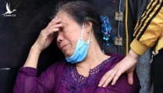 Cháy cửa hàng bỉm sữa khiến 4 người chết: 'Tôi mất hết con cháu rồi'