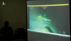 Hình ảnh đầu tiên về tàu ngầm KRI Nanggala-402 bị chìm: Vỡ thành 3 mảnh