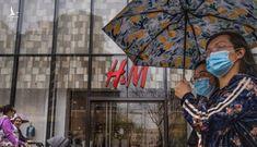 """Trung Quốc ngang ngược đòi H&M đổi bản đồ phù hợp """"yêu sách"""" Trung Quốc"""
