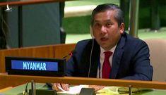 Đại sứ Myanmar tại LHQ kêu gọi nước ngoài dừng đầu tư vào nước này
