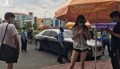 Campuchia bắt giữ sĩ quan quân đội chở 3 người Trung Quốc trên siêu xe