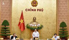 Phiên họp Chính phủ đầu tiên của Thủ tướng Phạm Minh Chính