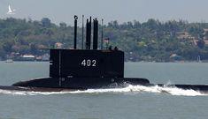 """AP: """"Toàn bộ 53 người trong tàu ngầm Indonesia bị chìm không ai sống sót'"""