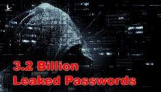 ANM 27/4: Hơn 1,5 triệu email chính phủ khắp thế giới bị đánh cắp và rao bán