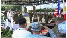 Mỹ, Philippines khai mạc tập trận giữa căng thẳng ở Biển Đông