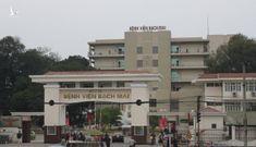Gần 100 cán bộ, bác sĩ cốt cán Bệnh viện Bạch Mai bất ngờ xin chuyển công tác